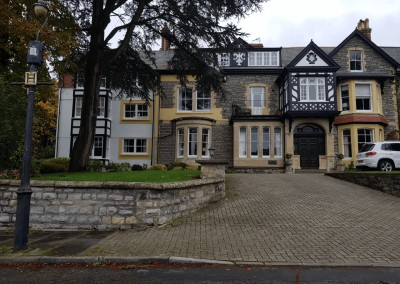 Paining and Decorating Contractors in Cardiff & Bristol - our recent work - Victorian House Maintenance in South Wales