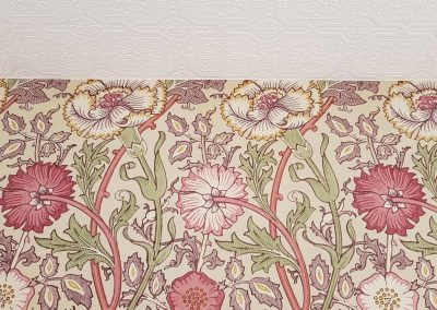 Paining and Decorating Contractors in Cardiff & Bristol - our recent work - Wallpapering in South Wales