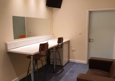 Commercial & Residential Painting and Decorating Contractors in Cardiff & Bristol - our recent work - Office space